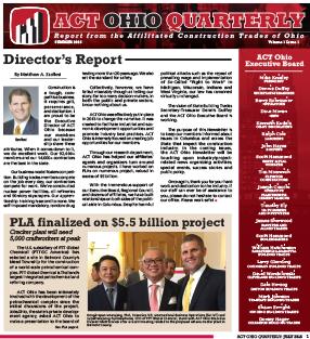 July 2016 ACT Ohio Quarterly Newsletter