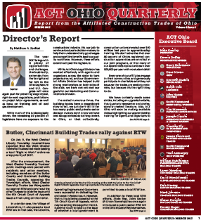 March 2017 ACT Ohio Quarterly Newsletter