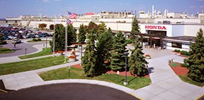 Manufacturing Honda Plant Project Labor Agreement