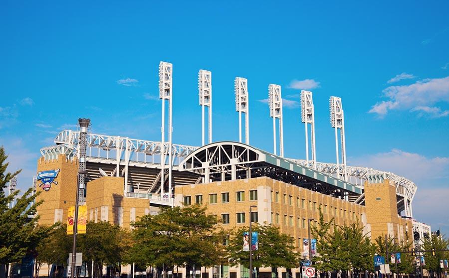 Cleveland Progressive Field