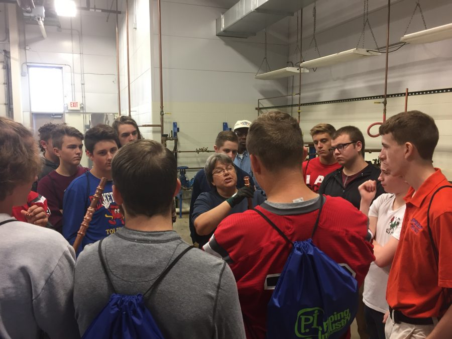 UA Local 50 Hosts 350 Students at Industry Day
