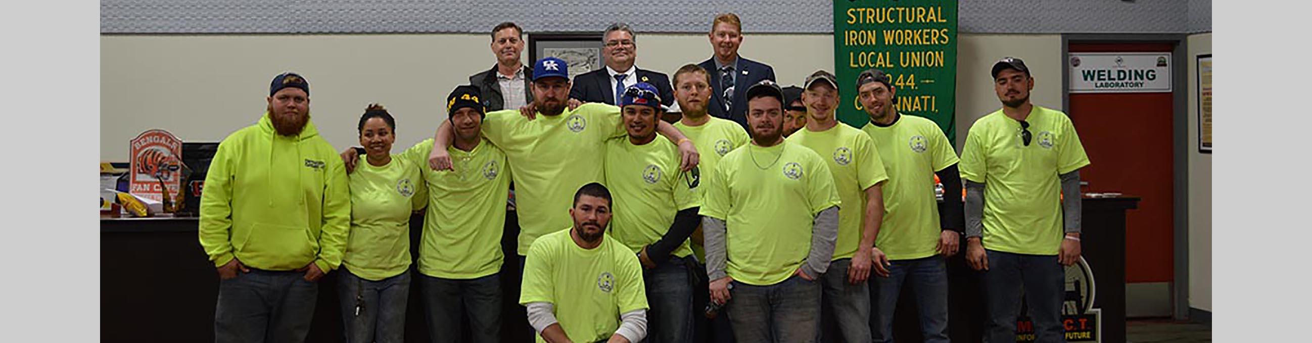 ACT Ohio apprenticeship