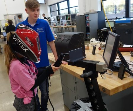 Girls with Goggles Event Introduces Construction Careers to Local Girls